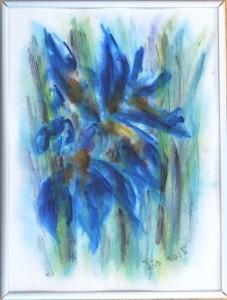 Akvarel (nr. 14) - 24 x 18 cm - 280,- kr.